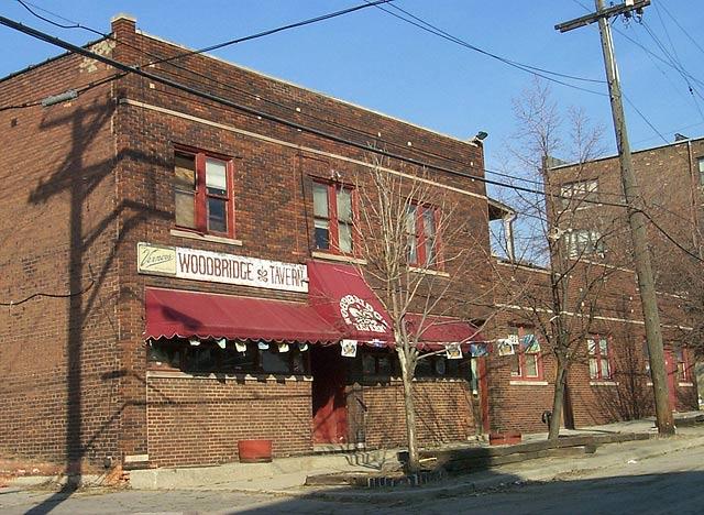 The Woodbridge Tavern Detroit