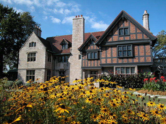 Willistead Manor Windsor Ontario Across From Detroit