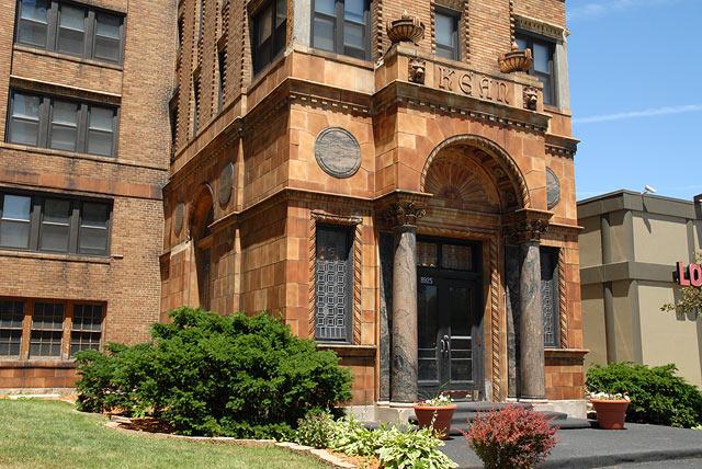 Harmonie Park And The Harmonie Club Germantown Detroit