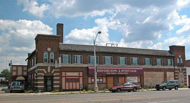 Old Redford Detroit