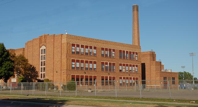 Denby High School Eastside Detroit