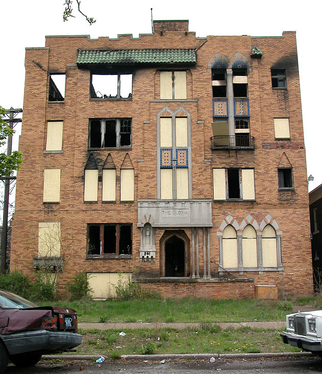 Apartments For Rent In Greektown Chicago: The Fabulous Apartment Ruins Of Detroit