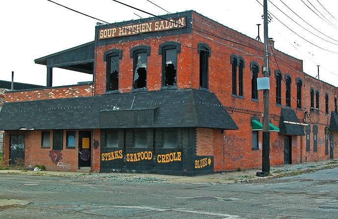 Soup Kitchen Detroit Blues