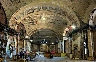 Restoration of the Michigan Central Depot