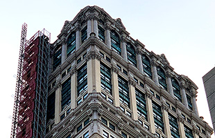 Book Tower Restoration 2020 Detroit