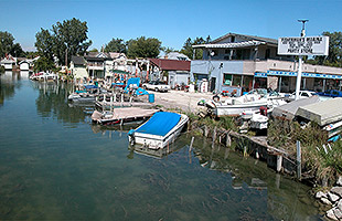 Fisherman's Marina Detroit